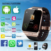 Image of Bluetooth Smart Watch Phone & Camera Support Sim Card For Android/ios Phone Dz09 | Edlpe