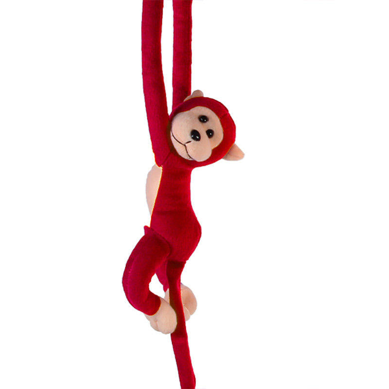 Arm Hanging Monkey Plush Baby Toys Stuffed Animal Soft Doll Gift/1/2/3 60Cm Long | Edlpe
