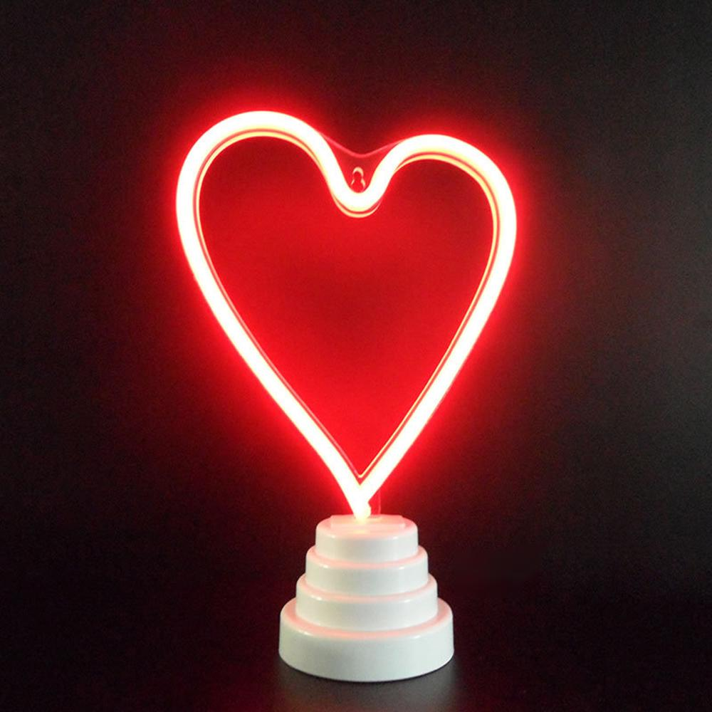 Neon Led Light Home Decor Sign Night Bar Lamp Lighting Pub Table Side | Edlpe