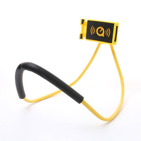 Lazy Hanging Neck Phone Stands Bracket Cellphone Support Bracket Universal Holder | Edlpe