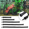 Image of Flexible Air Curtain Bubble Pump Tube Wall Diffuser Aerator Aquarium Fish Tank | Edlpe