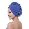 Image of 60X25Cm Microfibre After Shower Hair Wrap Towel Quick Dry Hat Cap Turban | Edlpe