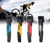 Image of Portable Mountain Bike Bicycle Air Pumps Pocket Bikespart Cycling Accessory Lamp | Edlpe