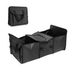 Collapsible Car Trunk Bag Storage Boot Organiser Cooler Tidy Bag Holder Folding