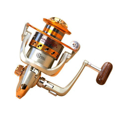 12BB Ball Bearing Saltwater/ Freshwater Fishing Spinning Reel EF 500-9000