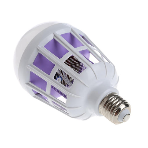 Bulb Pest Insects Reject Zapper Anti Mosquito Light Bulb Lamp/15W E27 Led | Edlpe
