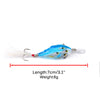 Image of Bass Fishing Lures Popper Frog Hard Lure With Hooks Bass Baits Crankbaits Tackle | Edlpe
