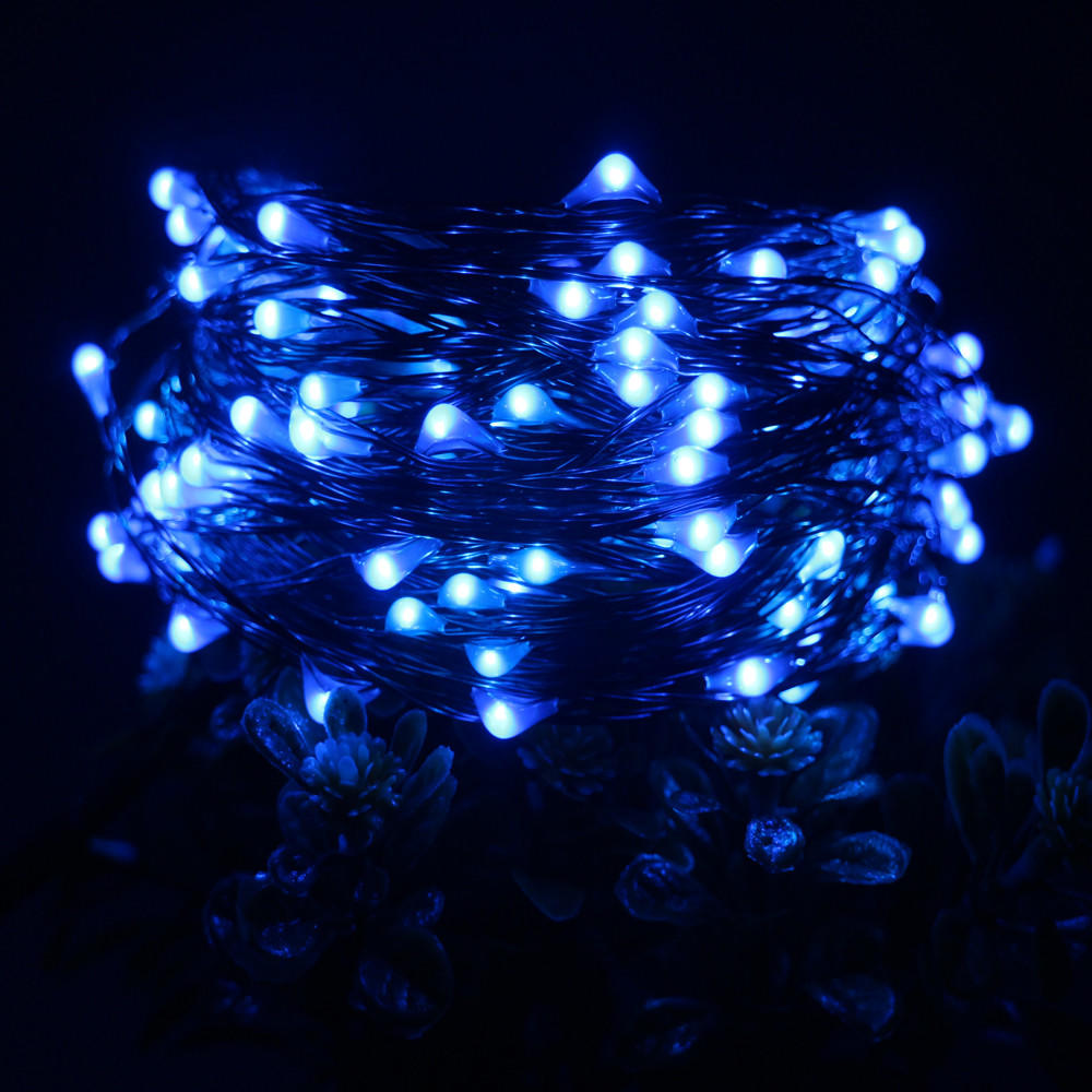 Glorious Night Party Decoration Copper Wire String Light Fairy Led Usb 8Function | Edlpe