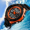 Image of Men Women Kid Waterproof Sports Watch Led Military Quartz Digital Wristwatch | Edlpe
