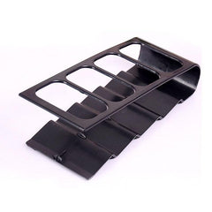 Practical 4 Section Remote Control Stand Plastic Holder Mobile Phone Organizer