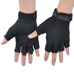 Men Half Finger Full Finger Fitness cycling Gloves Anti-Slip Silicon Military enthusiasts gloves
