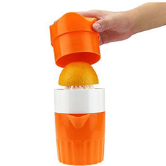 Hand Press Juicer Tool Household Manual Juicer Bottle Fruit Squeezer Machine Extractor