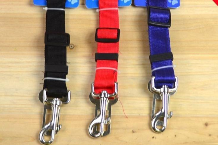 New Strong Pet Dog Car Safty Seat Belt Restraint Harness Traction Leads | Edlpe