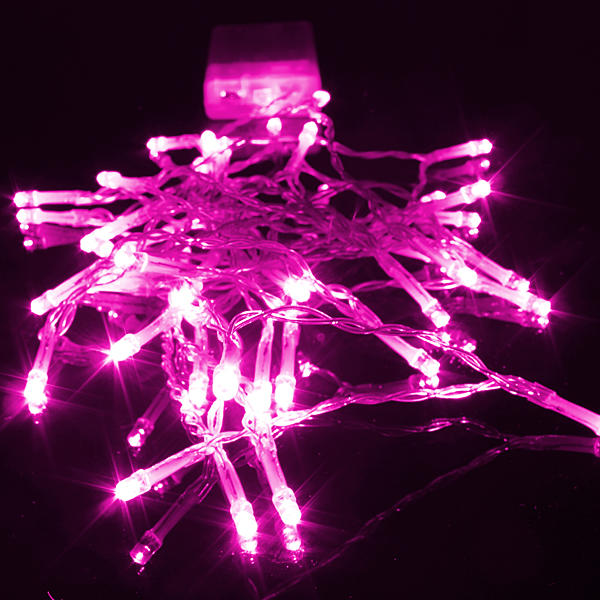 Battery Power Led String Light Fairy Light For Home Garden Christmas Xmas Party Decoration | Edlpe