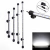 Image of 18-48Cm Aquarium Fish Tank Led Light Bar Day Moon Submersible Clip Lamps | Edlpe