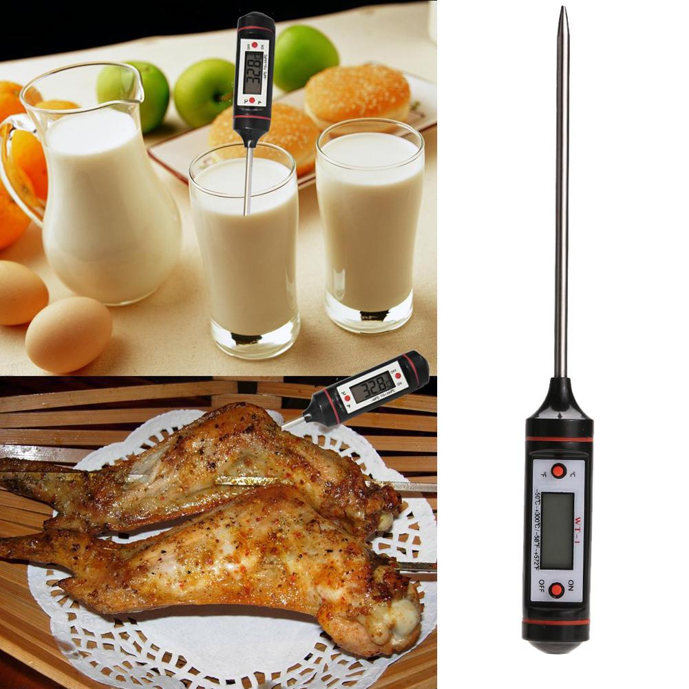 Kitchen Electronic Cooking Tools Probe Bbq Meat Digital Thermometer Digital Cooking Applies | Edlpe