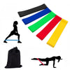 Image of Yoga Resistance Bands Training Band Fashion Strength Training Fitness Band Sporting Goods | Edlpe