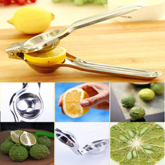 Stainless Steel Fruit Lemon Lime Orange Squeezer Juicer Manual Hand Press Tool | Edlpe