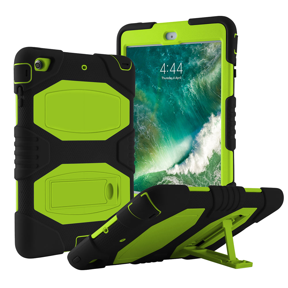 Ipad Cases For Ipad Mini 1/2/3 Three Layer Hybrid Shockproof Full-Body Protective Case | Edlpe