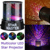 Image of Led Star Master Multicolor Sky Starry Night Light Led Projector Light Lamp | Edlpe