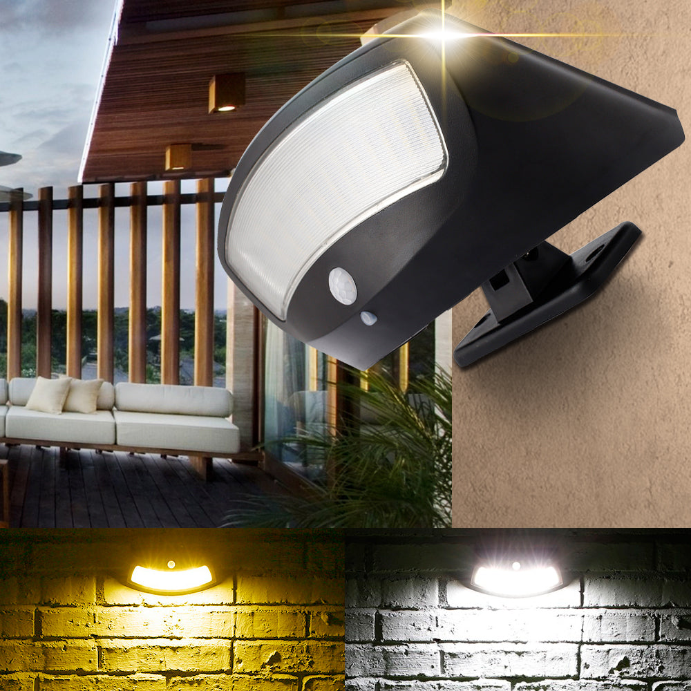 36Led Solar Power Pir Motion Detection Waterproof Outdoor Led Wall Light Wireless 600Lm 4 Modes | Edlpe