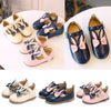 Image of Summer Cute Baby Kids Girl Rabbit Ear Sandals Pu Leather Princess Flat Casual Party Shoes | Edlpe