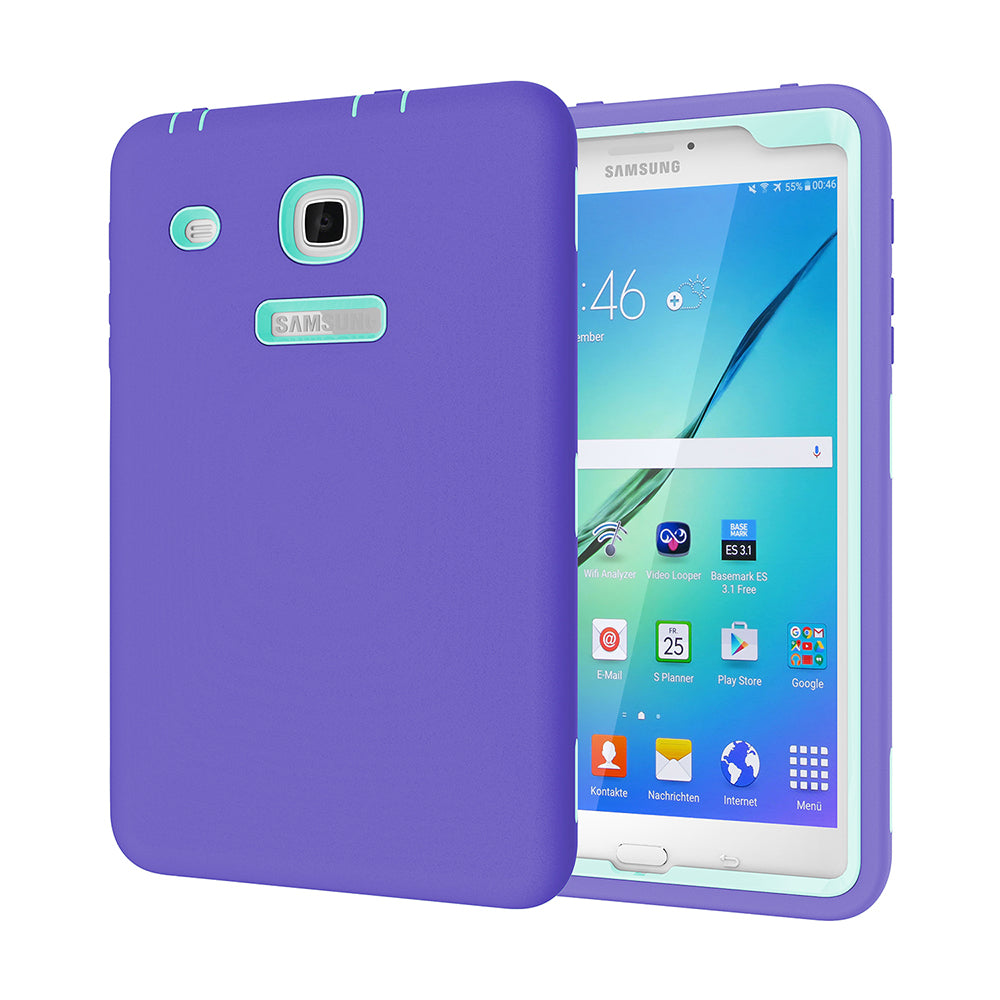 Tablet Cases For Samsung Galaxy Tab E 8 T377 T375 Heavy Duty Rugged Shockproof Case Cover | Edlpe