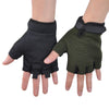 Image of Men Half Finger Full Finger Fitness Cycling Gloves Anti-Slip Silicon Military Enthusiasts Gloves | Edlpe