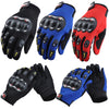 Image of Men Cycling Motorcycle Gloves Hard Knuckle Full Finger Joint Health Tactical Gloves | Edlpe
