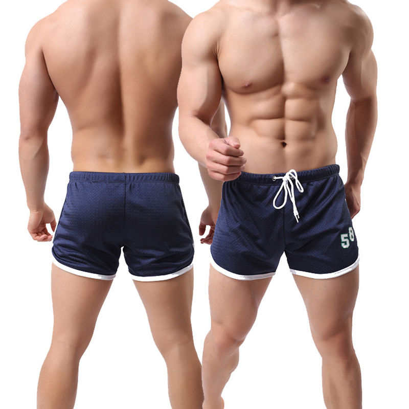 Mens Casual Shorts Pants Quick Dry Gym Trousers Sport Jogging Marathon Trousers | Edlpe