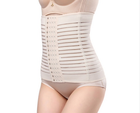 Women Body Shaper Slimming Waist Trainer Cincher Underbust Corset Shapewear | Edlpe