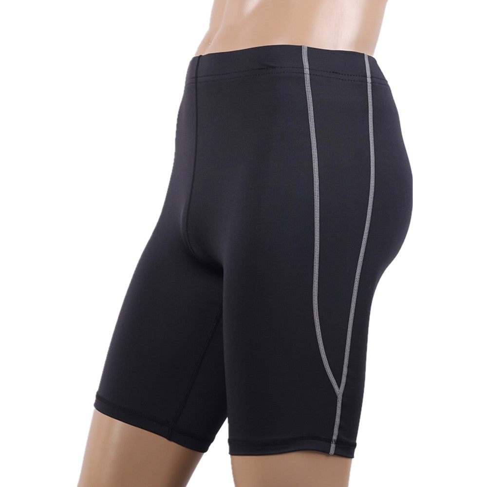 Mens Compression Base Layer Sports Short Pants Tights Fitness Training Shorts | Edlpe