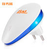 Image of Electronic Pest Repeller Killer Ultrasonic Rejector Mouse Mosquito Rat Mouse Repellent Anti Mosquito | Edlpe