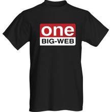T-shirt One Big Web