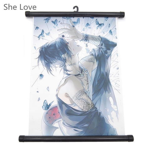 Tokyo Ghoul Rize Wall Scroll
