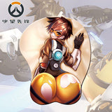 Tracer Booty Mouse Pad