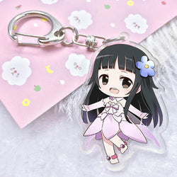 Sword Art Online Character Keychains