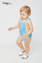 Load image into Gallery viewer, Rahigo boys romper and cardigan set