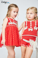 Load image into Gallery viewer, Rahigo girls 3pcs short set with cardigan