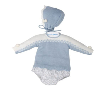 Carmen Taberner 3 pcs set Baby Blue