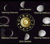 Effects of Moon in Astrology