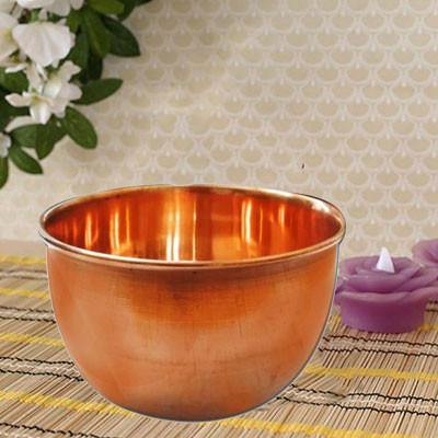 Bowl For Hindu Rituals and Pooja Accessories