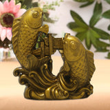 Divya Mantra Feng Shui Crossing Dragon Gate For Good Luck And Prosperity - Divya Mantra