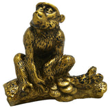 Divya Mantra Feng Shui Monkey Showpiece