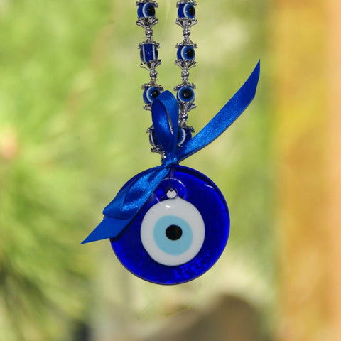 Divya Mantra Feng Shui Evil Eye Amulet Hanging For Home - Divya Mantra