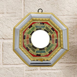 Divya Mantra Feng Shui Bagua Mirror Concave for Positive Energy - Divya Mantra