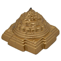 Divya Mantra Meru Shree Yantra in Brass