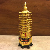 Divya Mantra Feng Shui Tower for Education - Divya Mantra