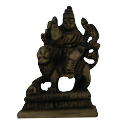Divya Mantra Hindu Goddess Durga Idol Sculpture Statue Murti 2.5 Inches - Divya Mantra