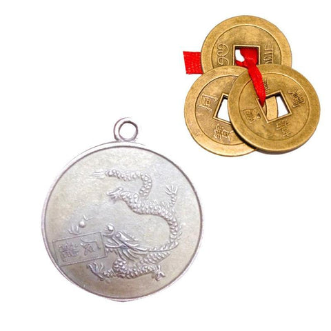 Divya Mantra Chinese Zodiac Sign Dragon Pendant - Divya Mantra
